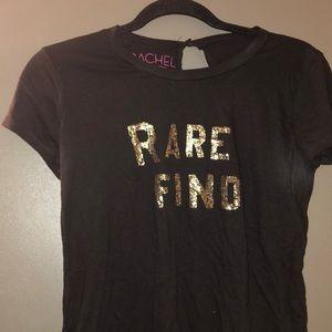 "Rachel Roy ""Rare Find"" Tee"